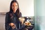 A mousse de castanhas da nutricionista Ana Bravo