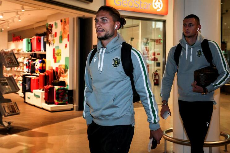 Silas convoca Pedro Mendes para receção do Sporting ao Rosenborg