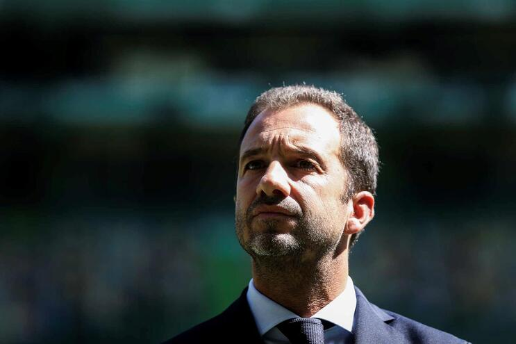 Presidente diz que Jardim e Mourinho recusaram convite para treinar Sporting