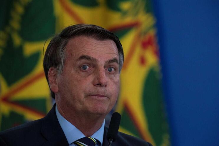 Jair Bolsonaro envolvido em nova polémica