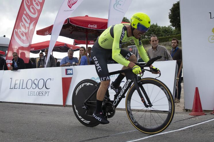 Jóni Brandão vence contrarrelógio na quinta etapa do Grande Prémio JN
