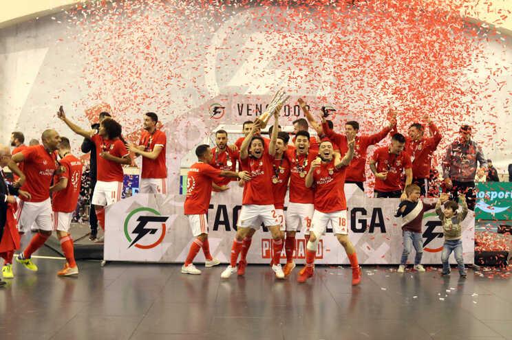 A Taça da Liga de futsal decorreu em Matosinhos