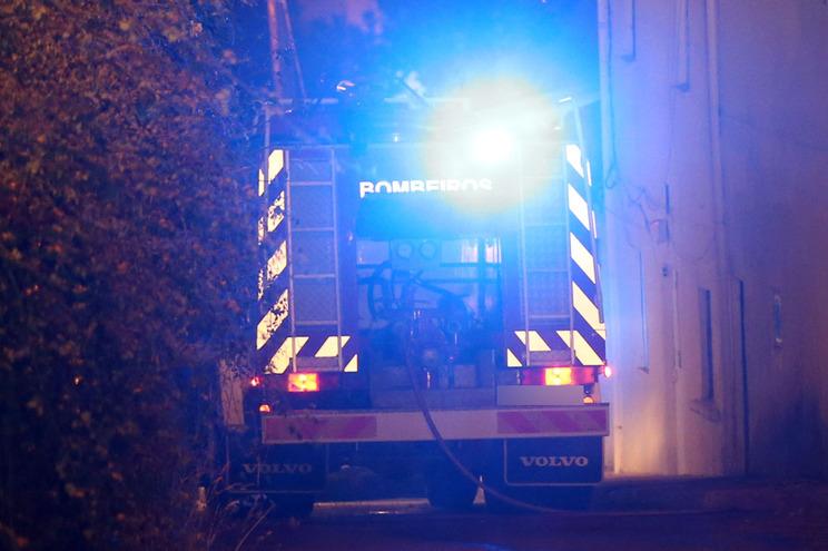 Quatro desalojados num incêndio em Miranda do Corvo