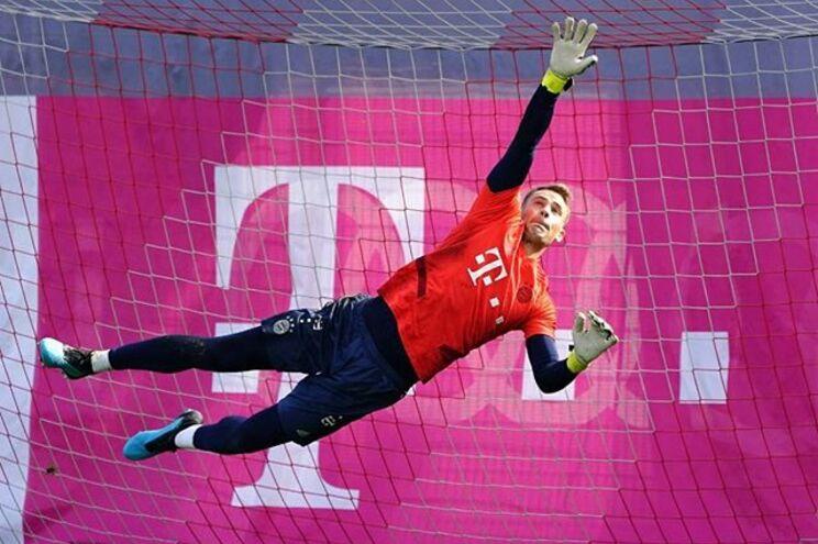 Neuer, capitão do Bayern Munique