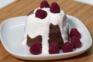 Bolo da caneca de chocolate e framboesa ajuda a manter a forma