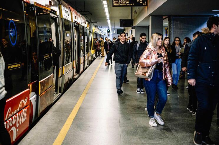 Preços dos passes da Área Metropolitana do Porto devem manter-se em 2020