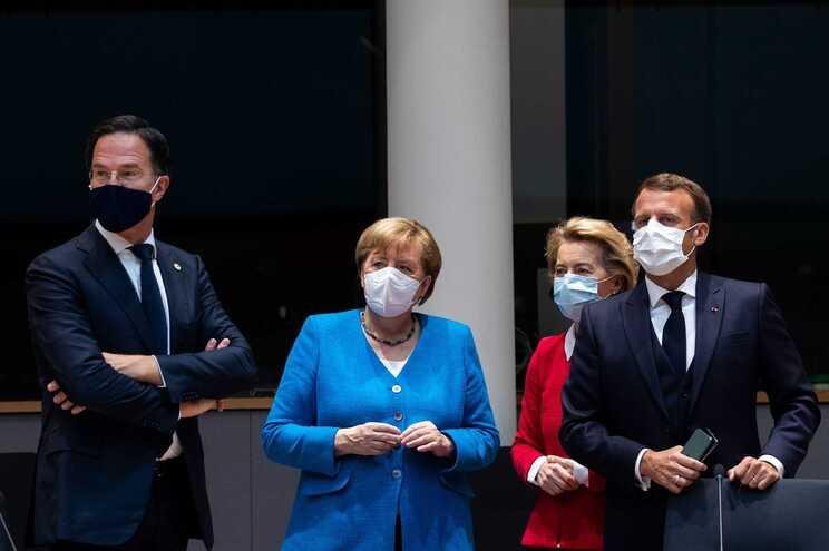 Conselho Europeu novamente interrompido