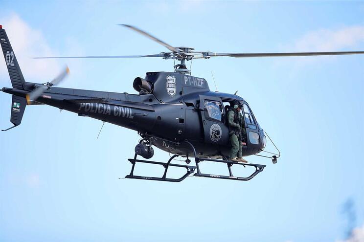 Polícia faz operação contra o primeiro Comando da Capital