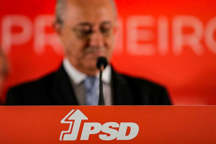 Rui Rio ainda não disse se irá continuar à frente do PSD