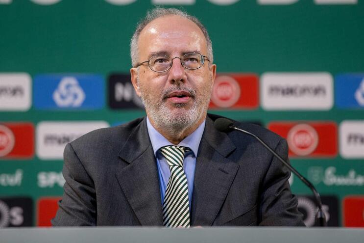 """Rogério Alves: """"É relevante para a vida do clube que as contas sejam aprovadas"""""""