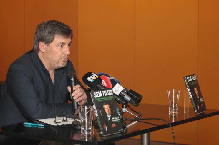 Bruno de Carvalho, ex-presidente do Sporting
