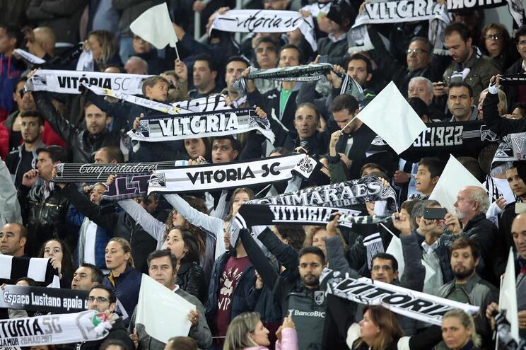 """Vitória reage ao Braga: """"Como dizia o poeta, merece reflexão"""""""