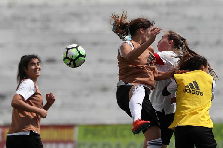 Benfica e Valadares na corrida pela Taça de Portugal de futebol feminino