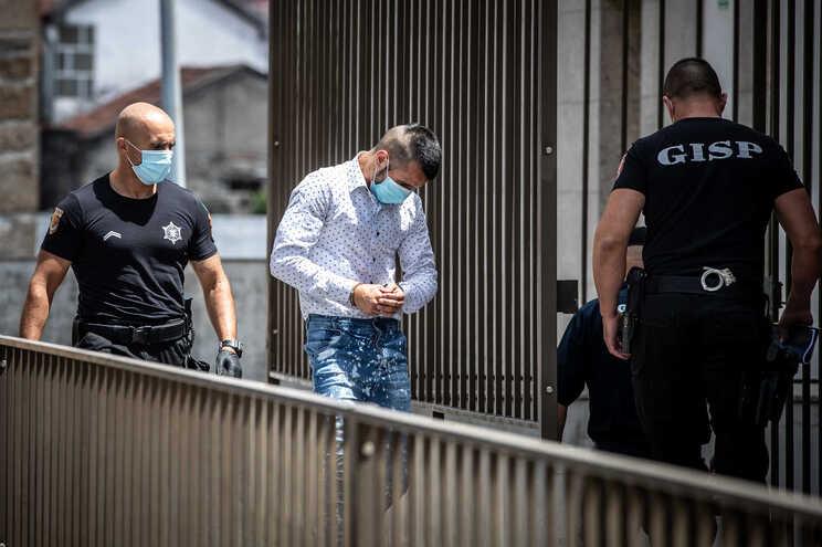 """""""China"""", de 30 anos, anda desde os 16 no crime"""
