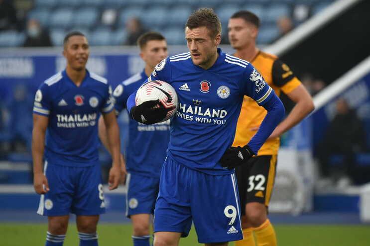 O Leicester venceu este domingo