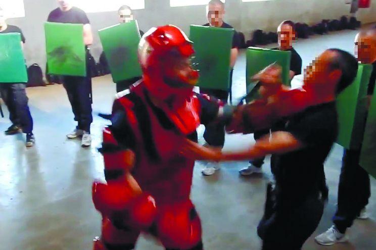 Comando da GNR condena agressões e elogia modelo de formação