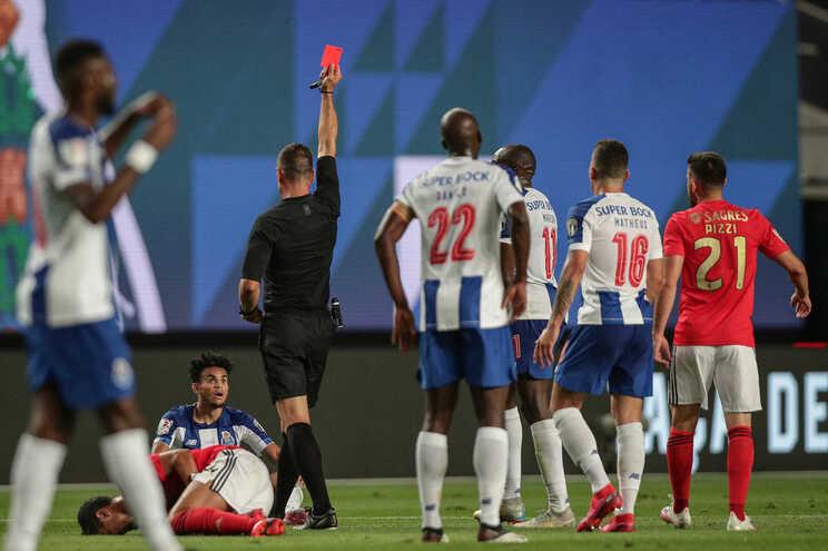"""Francisco J. Marques ataca arbitragem: """"O futebol português é isto"""""""