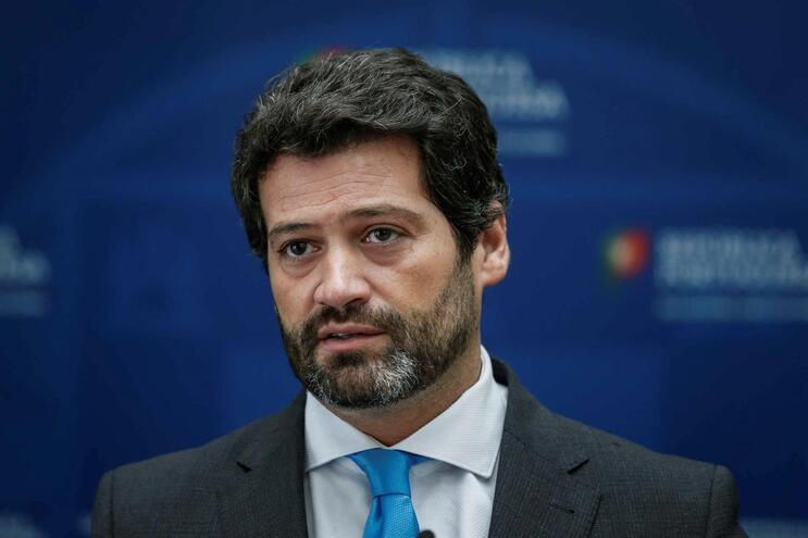 André Ventura, presidente e deputado único do Chega