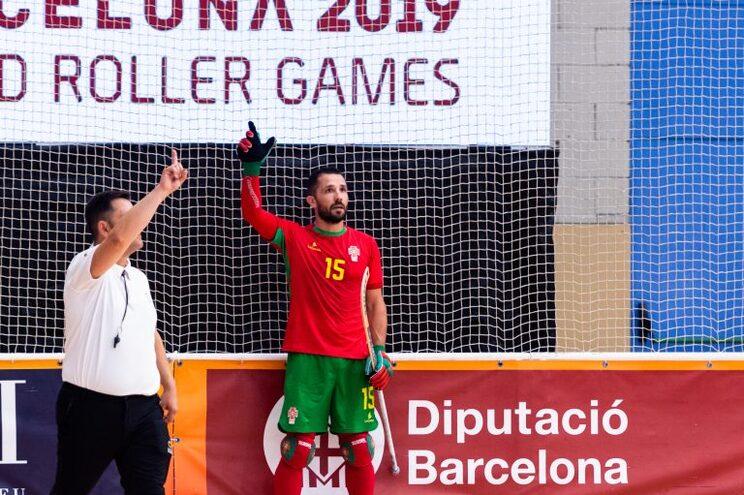 Portugal defrontou a Espanha, nas meias-finais
