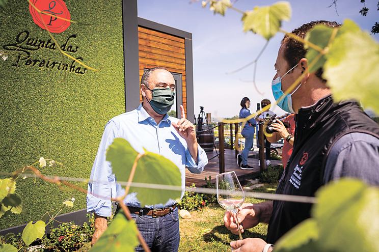 Comissão de Viticultura da Região dos Vinhos Verdes visita sub-Região de Monção e Melgaço para ouvir