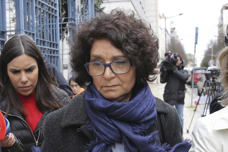 Maria Isabel Figueira, mãe de Bárbara Vara