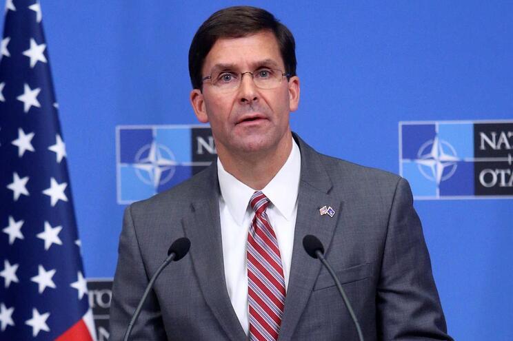 Secretário interino de Defesa dos EUA, Mark Esper