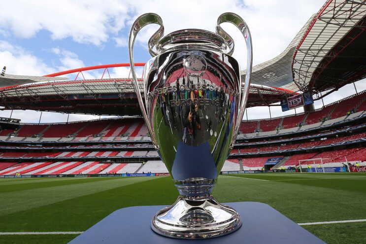 Final a 8 da Liga dos Campeões vai realizar-se na capital portuguesa entre 12 e 23 de agosto