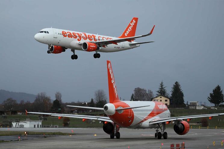 EasyJet teve de pagar 11 milhões em indemnizações aos passageiros