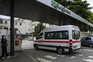 Foram retirados da instituição e levados para o Hospital Militar do Porto 20 utentes do lar