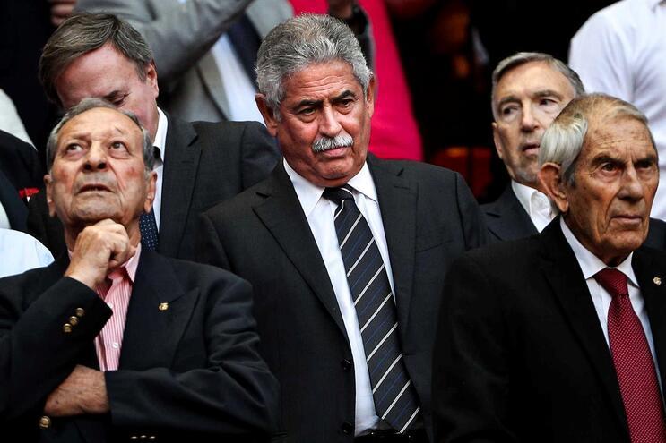 """""""Amor sujo"""" e """"comissões"""". As palavras de um sócio que irritaram líder do Benfica"""