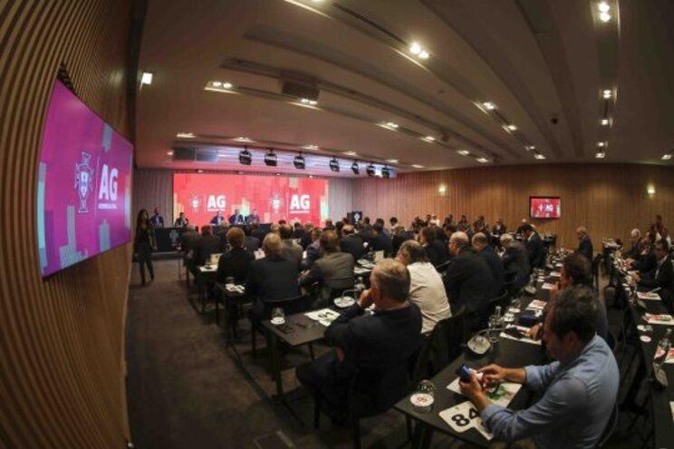 Relatório e Contas da FPF aprovado por unanimidade