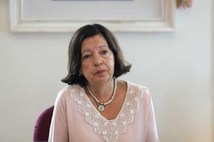 Elisa Ferraz, presidente da Câmara de Vila do Conde, onde foi identificado o primeiro caso
