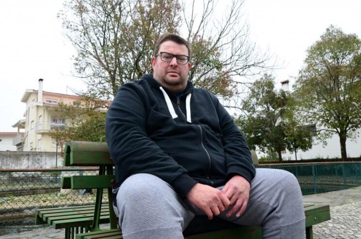 Rui Rosinha ficou incapacitado e vive com dores constantes