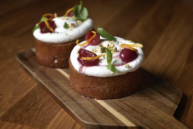 3 chefs pasteleiros no Porto que precisa de conhecer