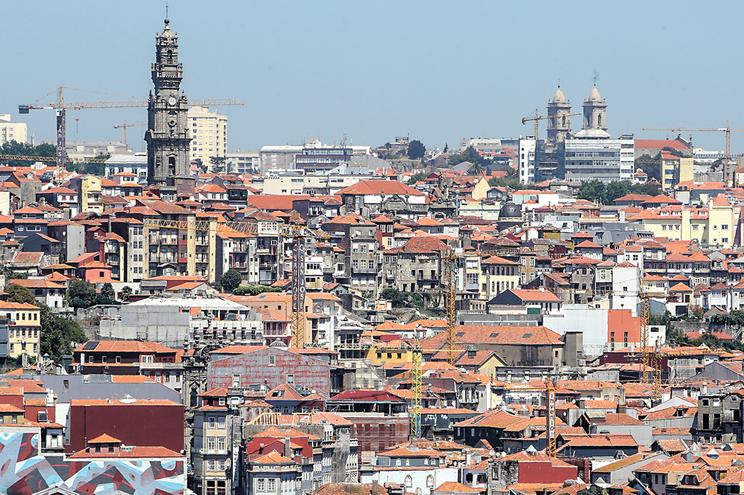 O Porto é uma das cidades do país onde o preço das casas mais tem aumentado nos últimos anos