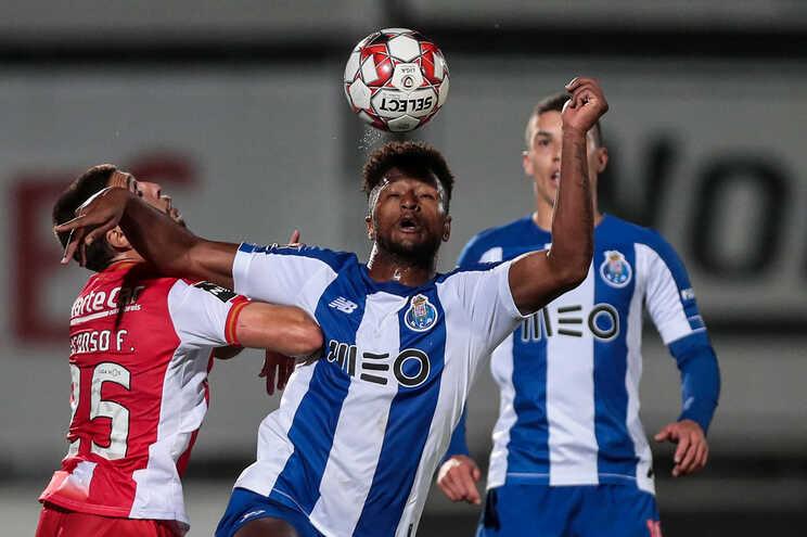 Zé Luís, do F. C. Porto, fica fora da convocatória para a final da Taça de Portugal
