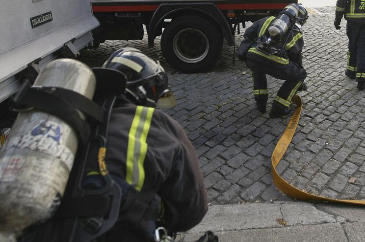 Vinte concelhos com risco máximo de incêndio
