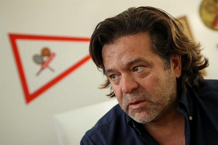 Paulo Lopo, presidente da SAD do Leixões