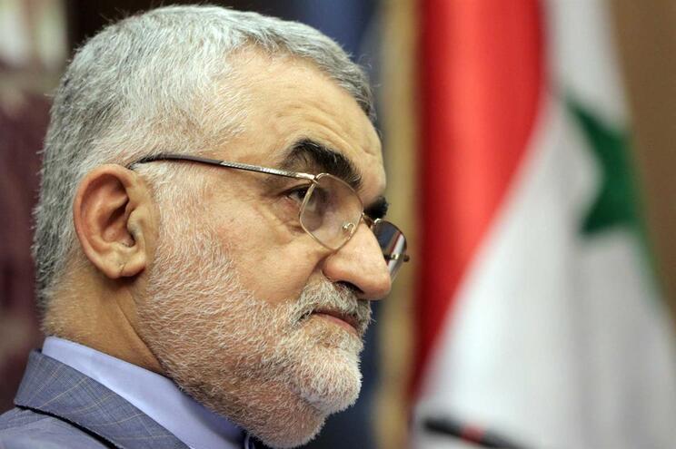 Alaeddin Borouierdi, presidente da comissão de Segurança Nacional e Relações Externas do Parlamento do