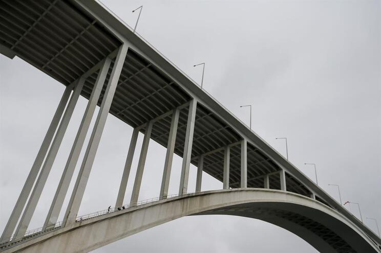 """Última inspeção """"principal"""" à Ponte da Arrábida foi em 2013"""