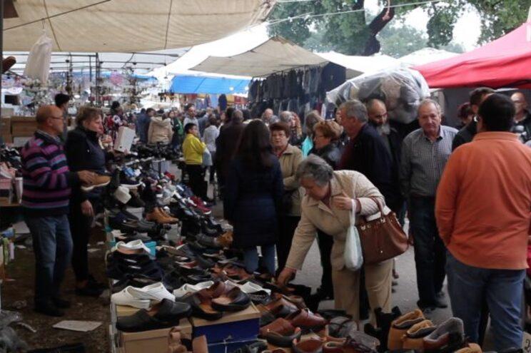 Feira dos Santos de Cerdal com mais de 400 expositores a 1 e 2 de novembro