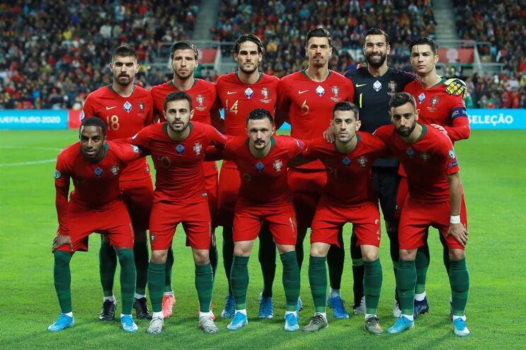Portugal desceu para sétimo no ranking FIFA