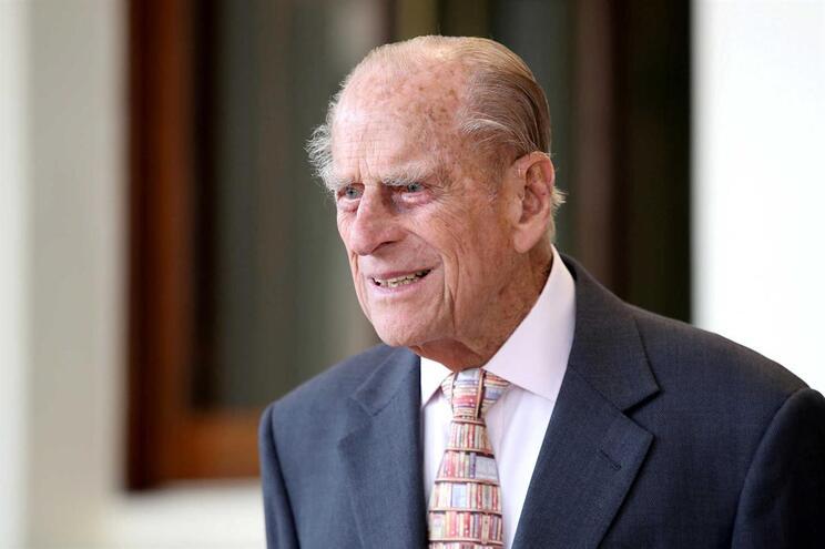 Príncipe Filipe tem 97 anos