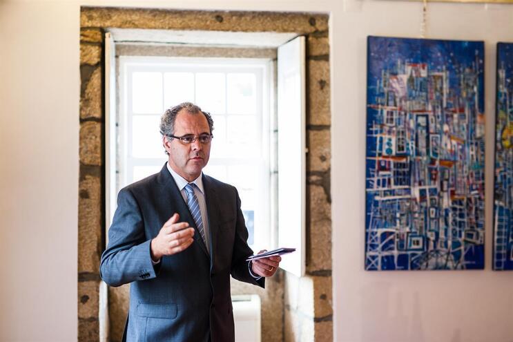 Manoel Batista, presidente da Câmara Municipal de Melgaço