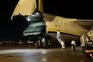 Imagens do avião que aterrou no Porto com material para ajudar o SNS