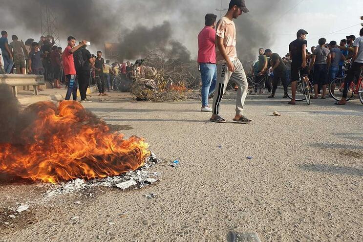 Presidente do Iraque pede fim dos conflitos que já causaram mais de 100 mortos