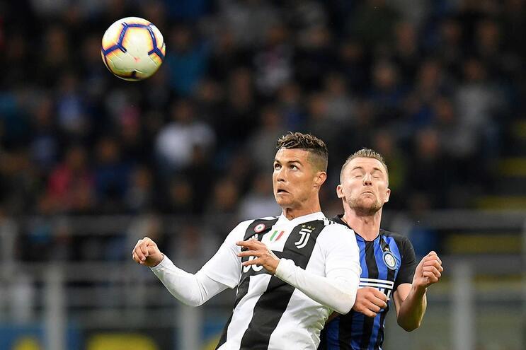 """Cristiano Ronaldo: """"Viram que não sou nenhum charlatão"""""""