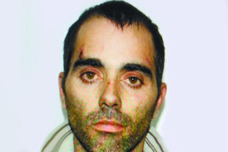 """""""Carlos de Arouca"""" foi detido na terça-feira"""