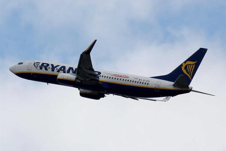 Ryanair alerta para mudanças nos horários entre 21 e 25 de agosto devido a greve