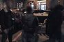 Imagens da detenção divulgadas pela polícia húngara